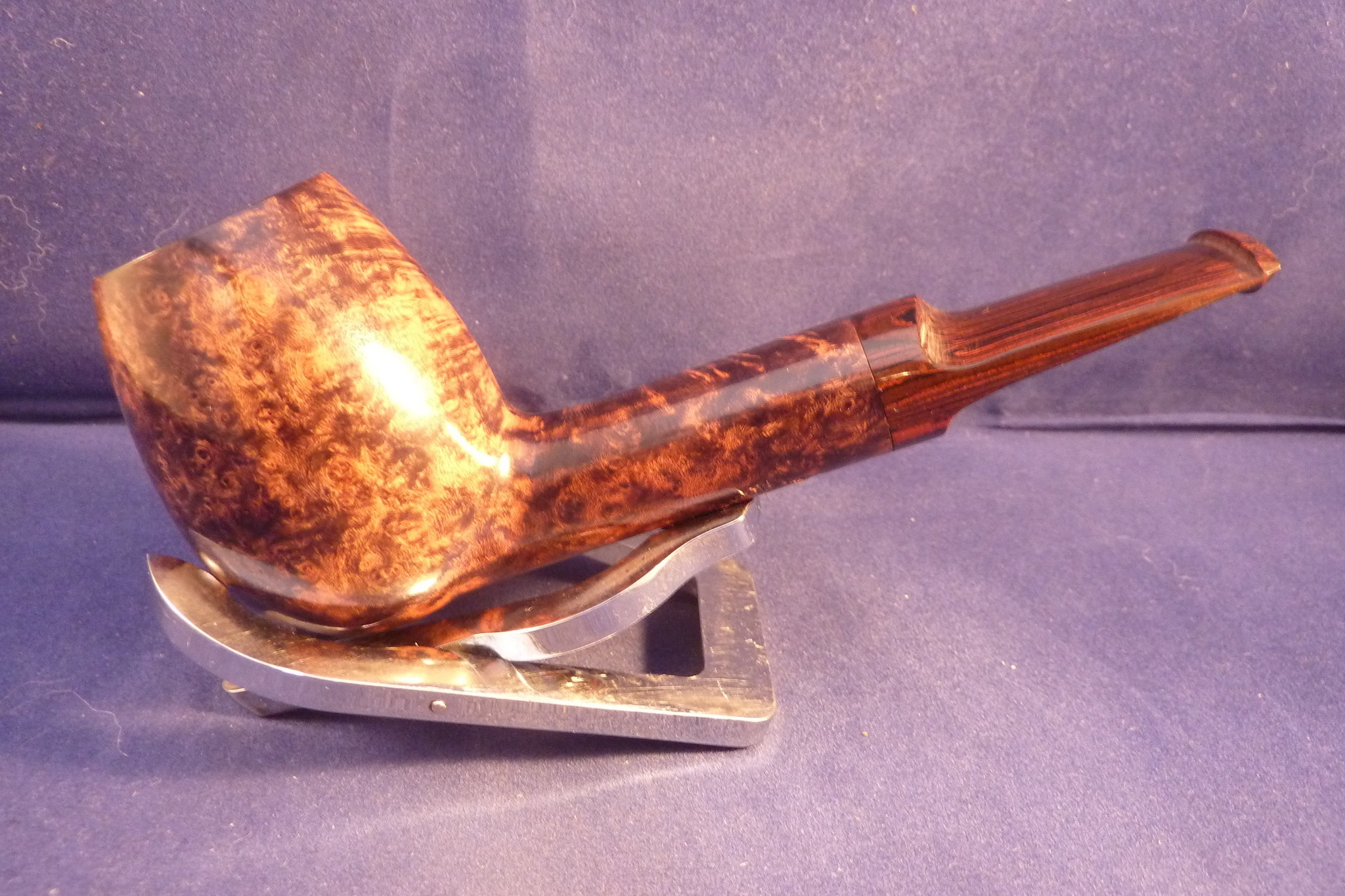 Sold Smoking Pipe Nording Hand Made Group 14