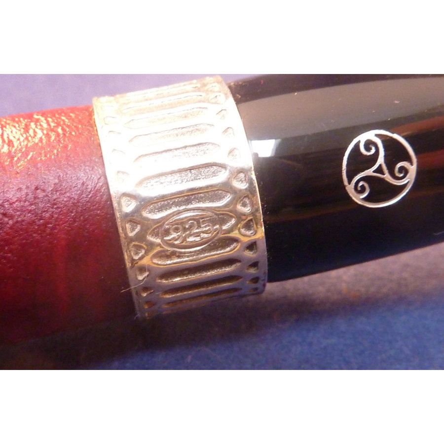 Pipe Rattray's The Lobster Sand Red 36