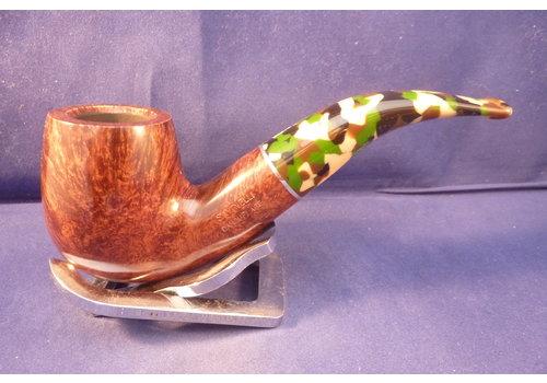 Pijp Savinelli Camouflage Dark Brown 616