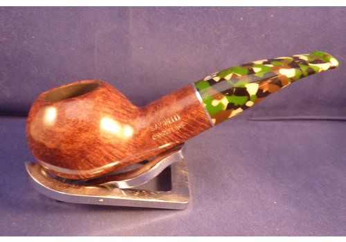 Pipe Savinelli Camouflage Dark Brown 320