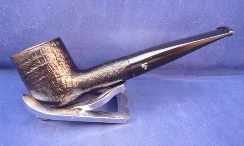 Sold Smoking Pipe Butz-Choquin Ring Grain