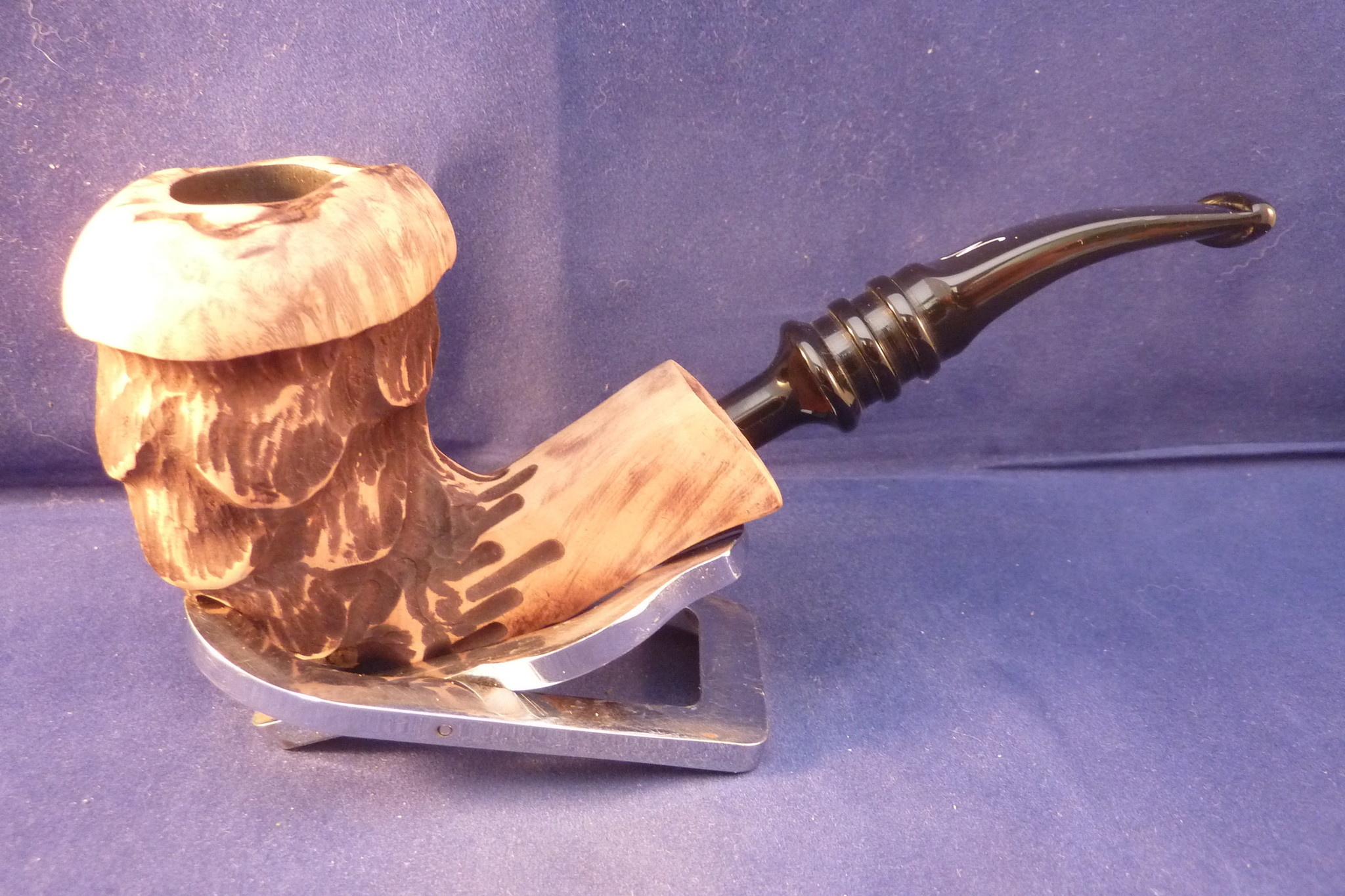 Sold Smoking Pipe Nording Spruce Cone