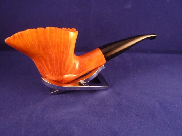 Sold Smoking Pipe Design Berlin Freehand Model 13