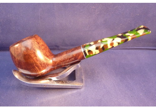 Pipe Savinelli Camouflage Dark Brown 207