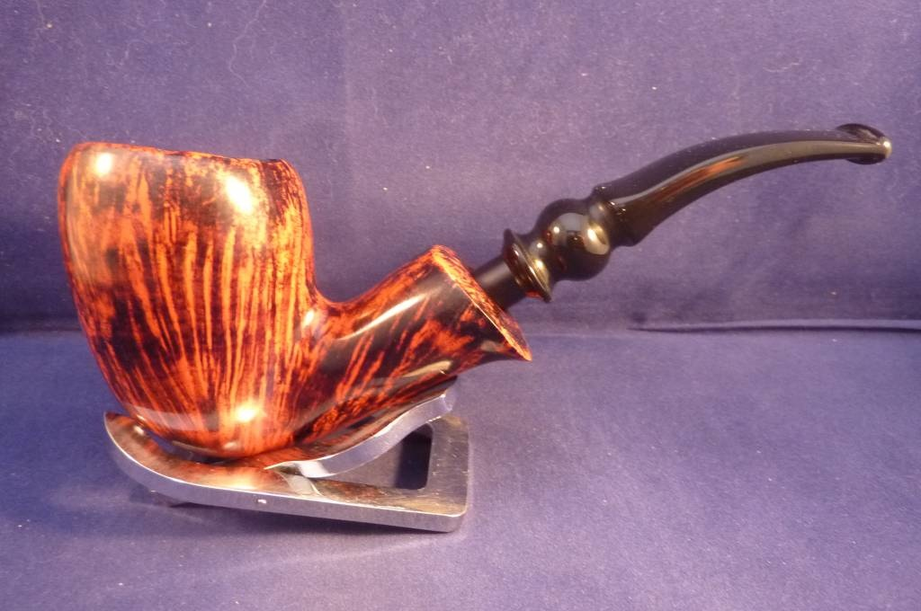 Sold Smoking Pipe Nording Freehand #2 Red