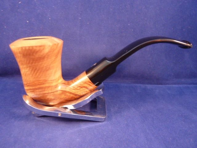 Sold Smoking Pipe Mastro Geppetto Liscia Olive