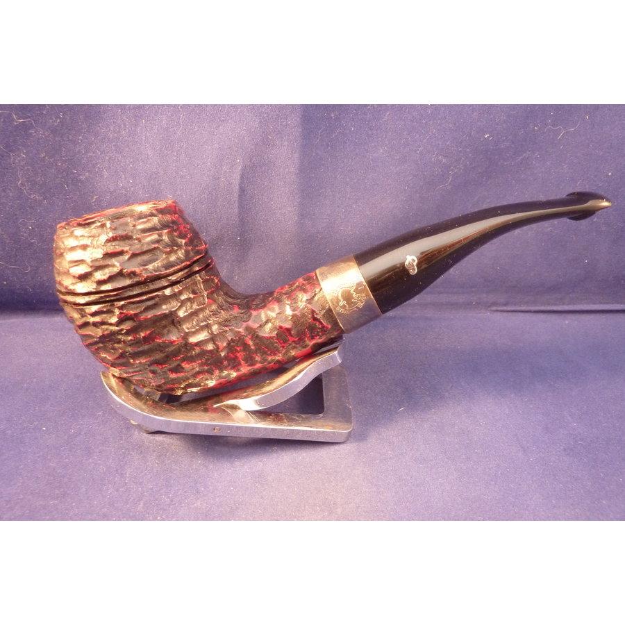Pijp Peterson Sherlock Holmes Deerstalker Rusticated