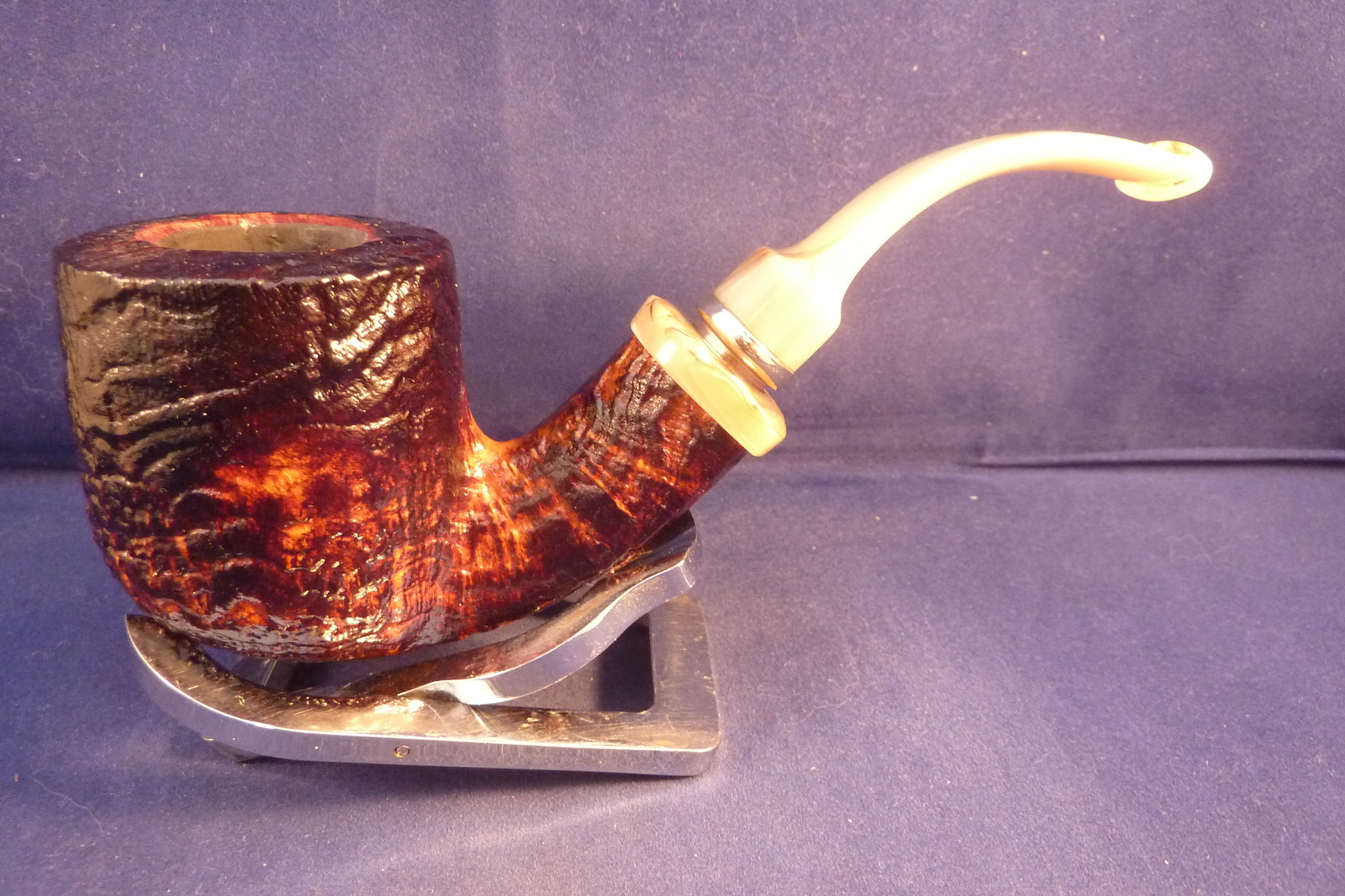 Sold Smoking Pipe Neerup Structure Grade 2