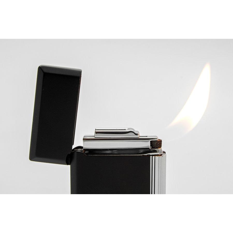 Pipe Lighter Rattray's Bel Black Matte