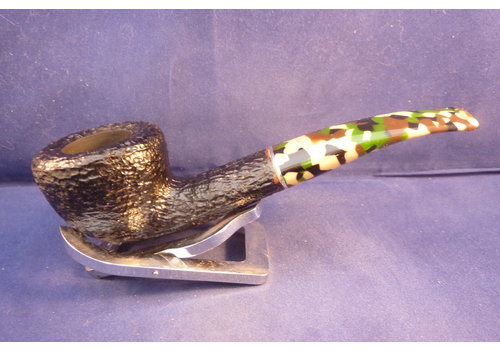 Pipe Savinelli Camouflage Rustic 316
