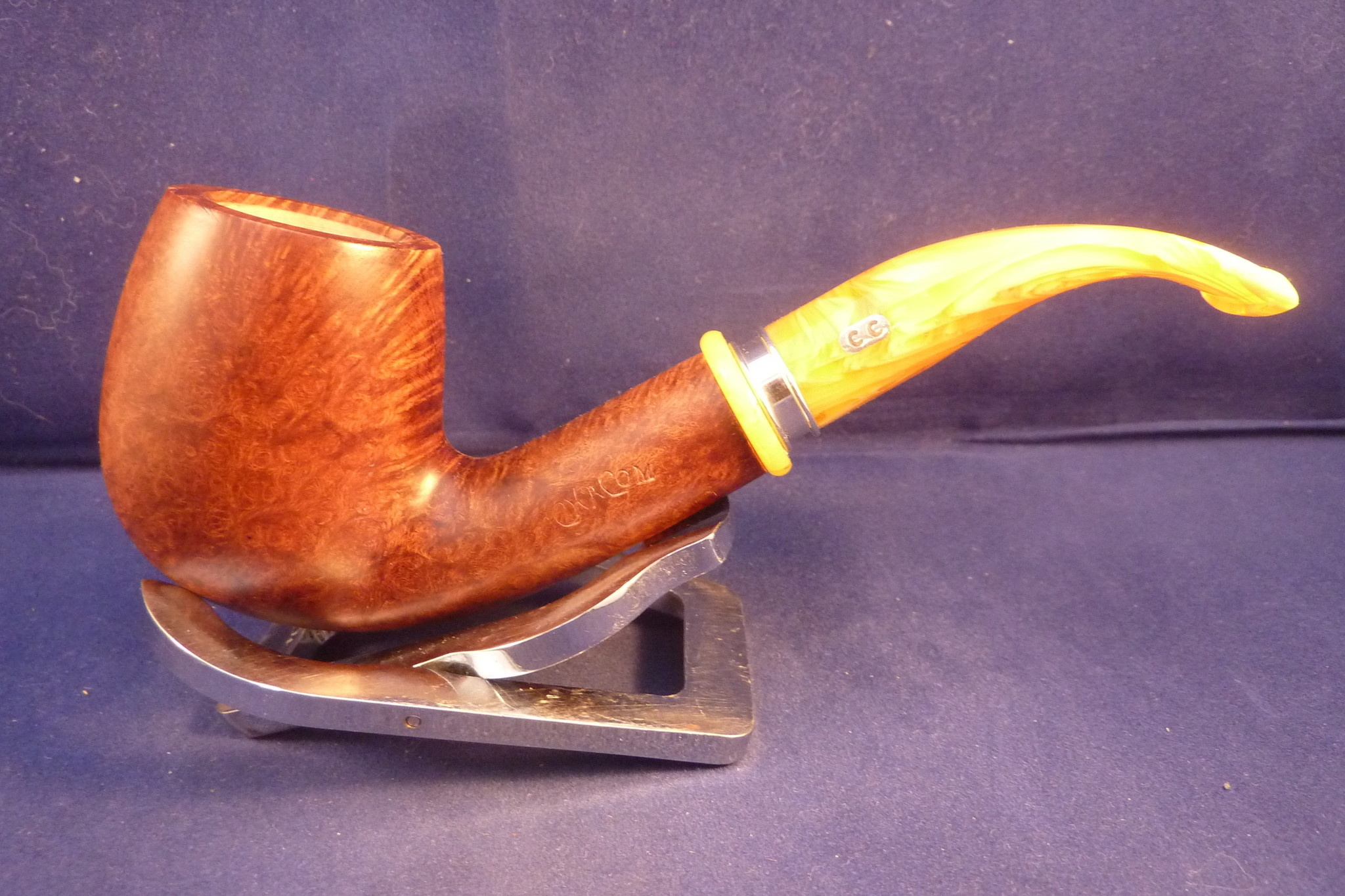 Sold Smoking Pipe Chacom Montmartre 43