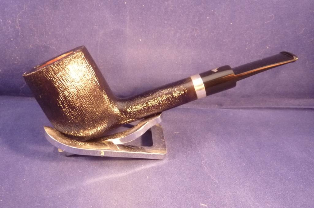 Sold Smoking Pipe L'Anatra Brushed