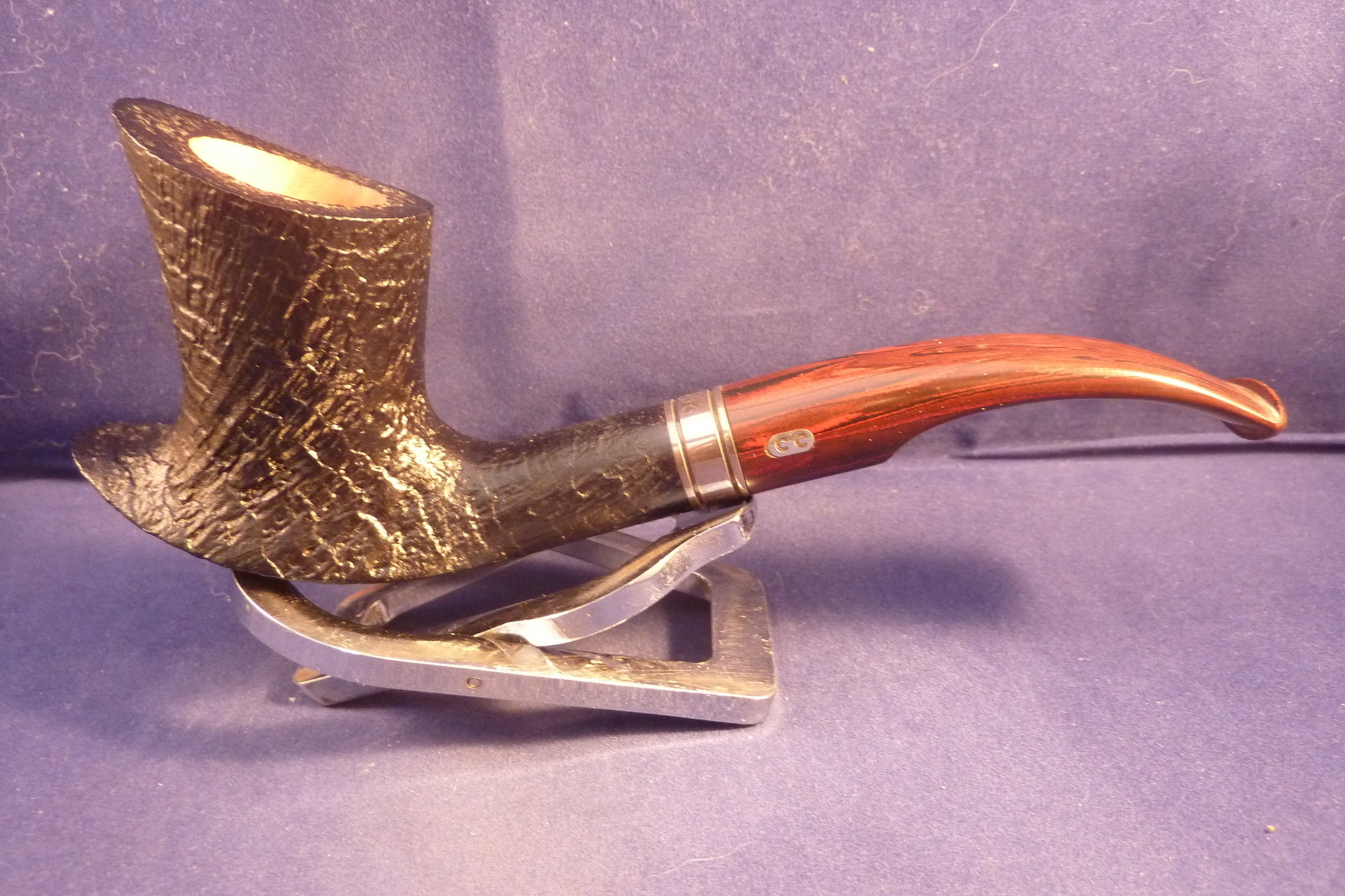 Sold Smoking Pipe Chacom Pipe of the Year 2014 S.1000