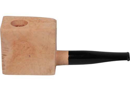 Carve Your Own Pipe Straight