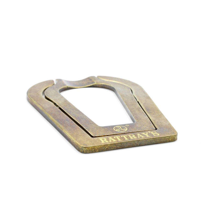 Pipe Stand Rattray's Brass