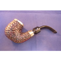 Pipe Peterson House Pipe Rustic Silver Cap