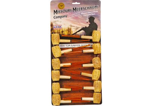 Pijp Missouri Meerschaum Corn Cob Huck Finn