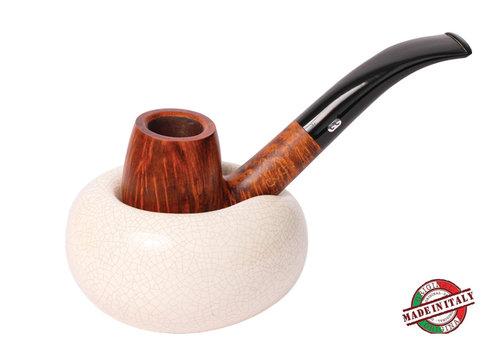 Pipe Stand Chacom Ceramic Craquele