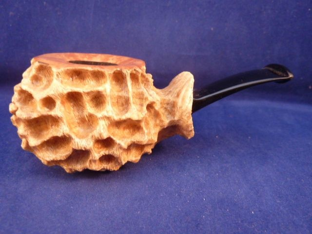 Sold Smoking Pipe Roger Wallenstein Driftwood Freehand X
