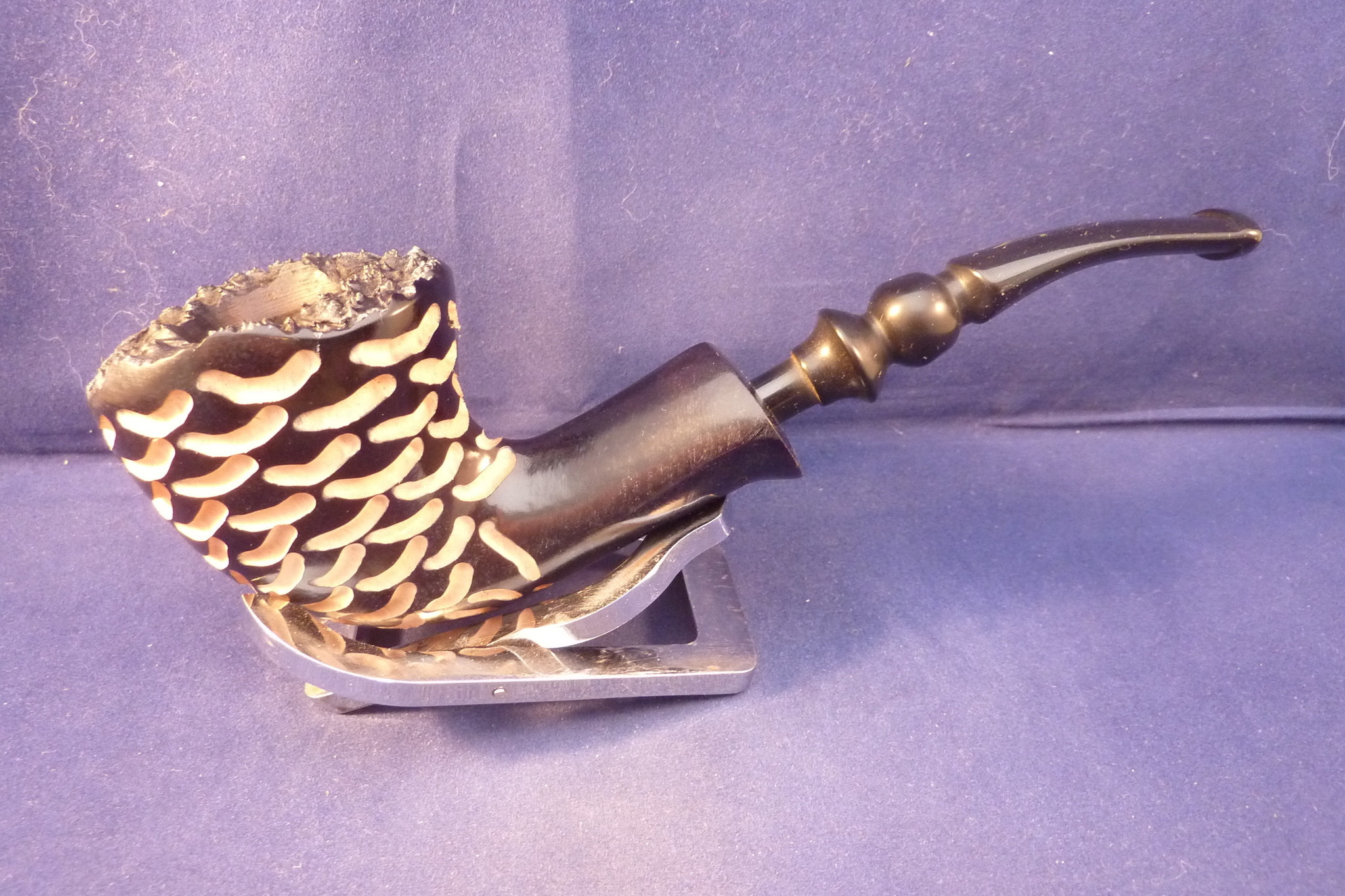 Sold Smoking Pipe Nording Freehand Seagull