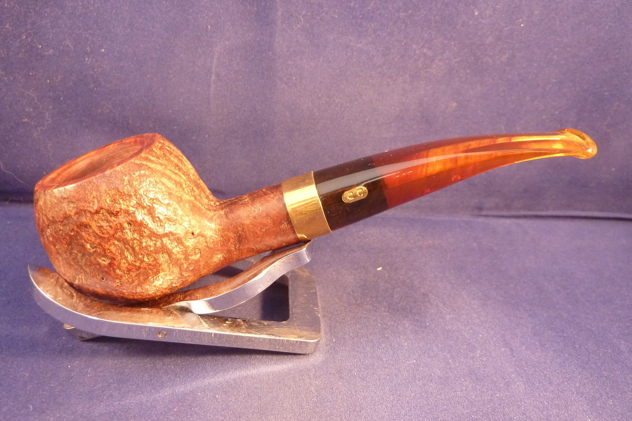 Sold Smoking Pipe Chacom Churchill Sand 862