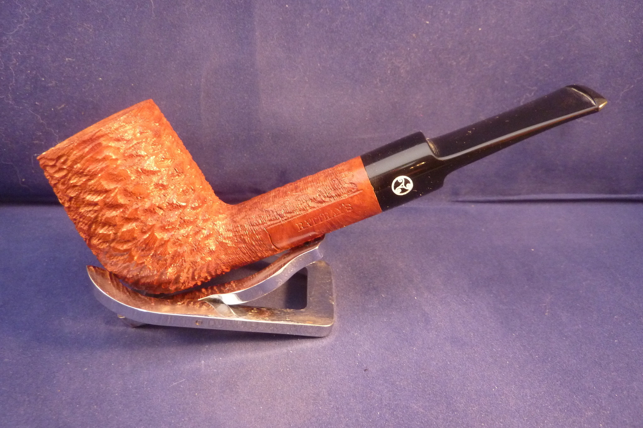 Sold Smoking Pipe Rattray's Razorclam 82
