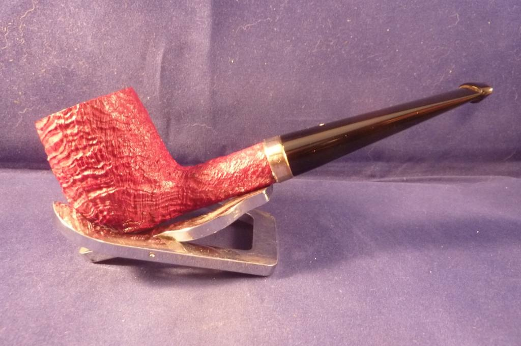 Sold Smoking Pipe Dunhill Ruby Bark 4103 (2010)