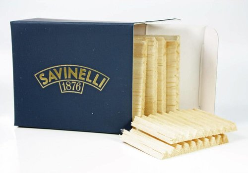 Savinelli Balsa Filter 6 mm. 100 pcs.