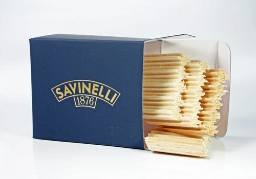 Savinelli Balsa Filter 9 mm. 50 pcs.