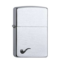 Pipe Lighter Zippo Chrome