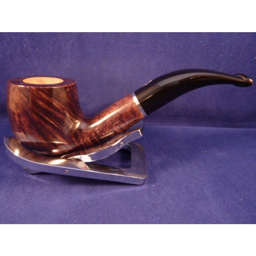 Pipe Savinelli Pocket Liscia 601 Brown