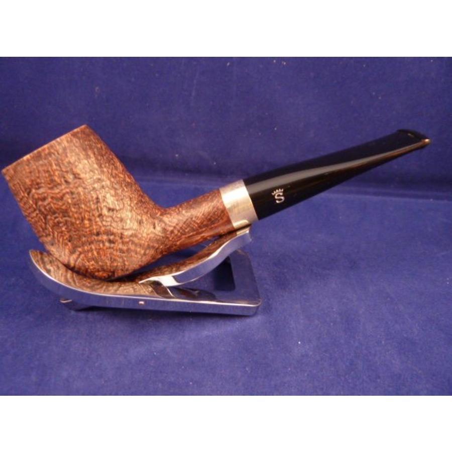 Pipe Stanwell Bjarne Nielsen Rustic Brown