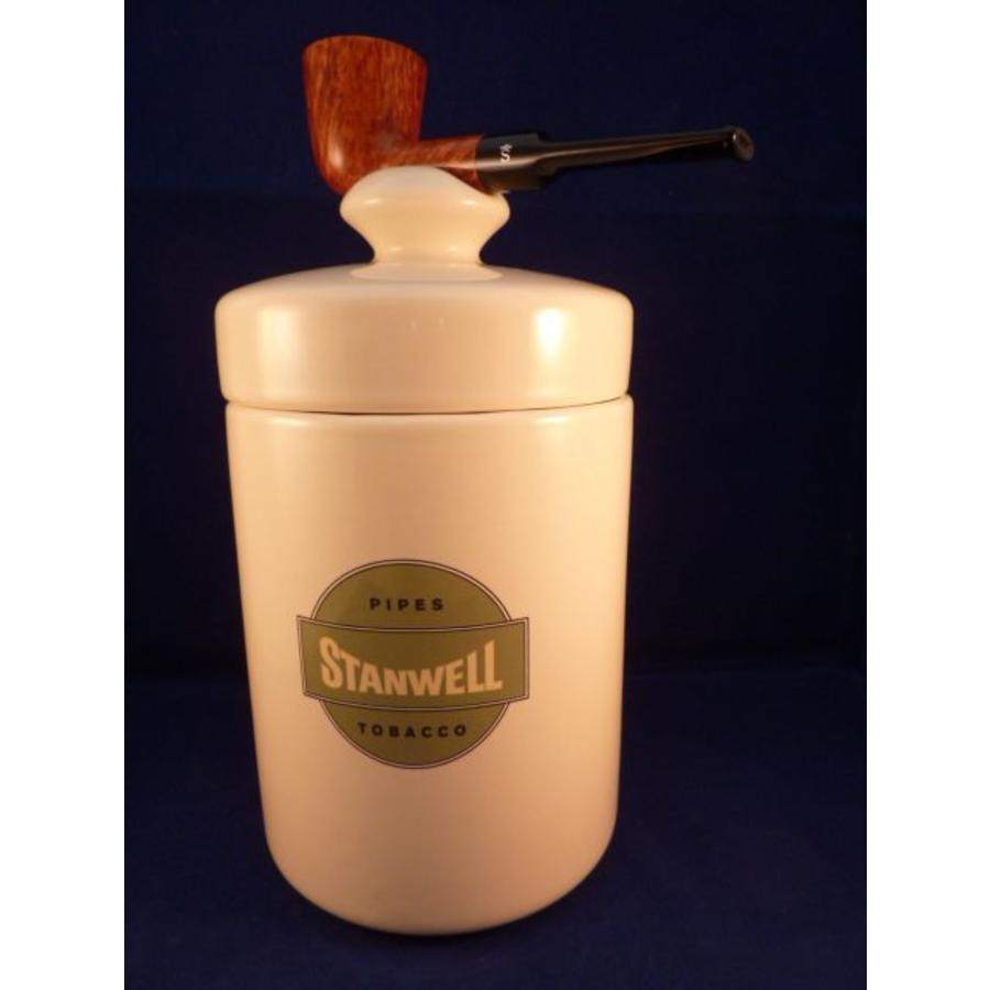Pipe Stanwell Tobacco Jar Smooth Light
