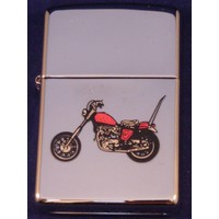 Aansteker Zippo Motorcycle Chopper