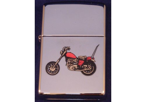 Lighter Zippo Motorcycle Chopper