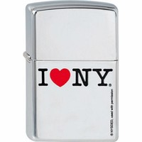 Aansteker Zippo I Love NY