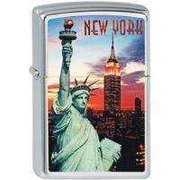 Aansteker Zippo New York Statue of Liberty