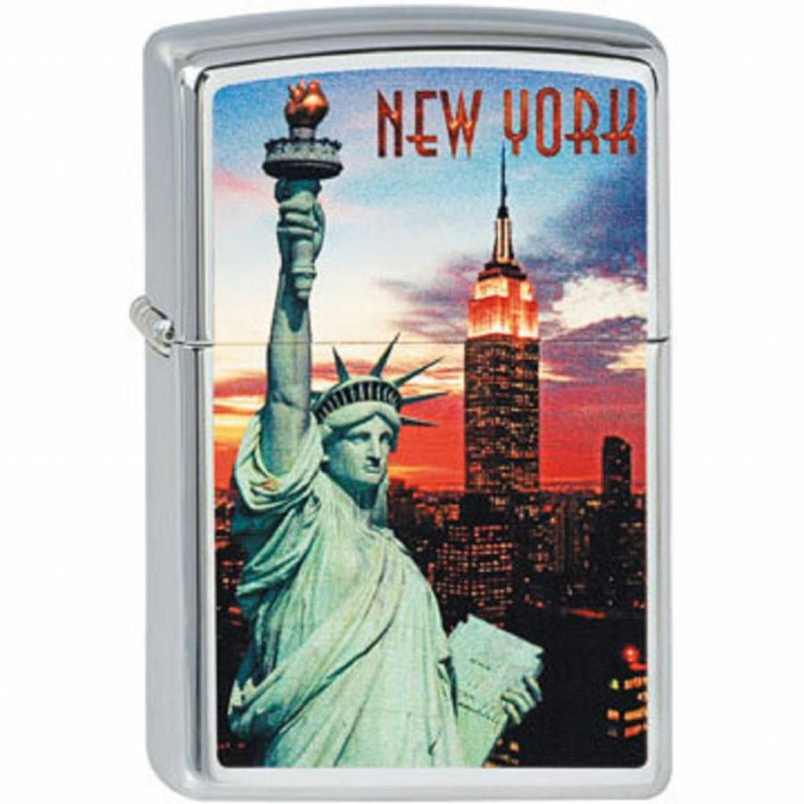 Lighter Zippo New York Statue of Liberty