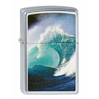 Lighter Zippo Wave Curl