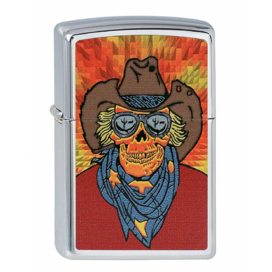Aansteker Zippo Cowboy Skeleton