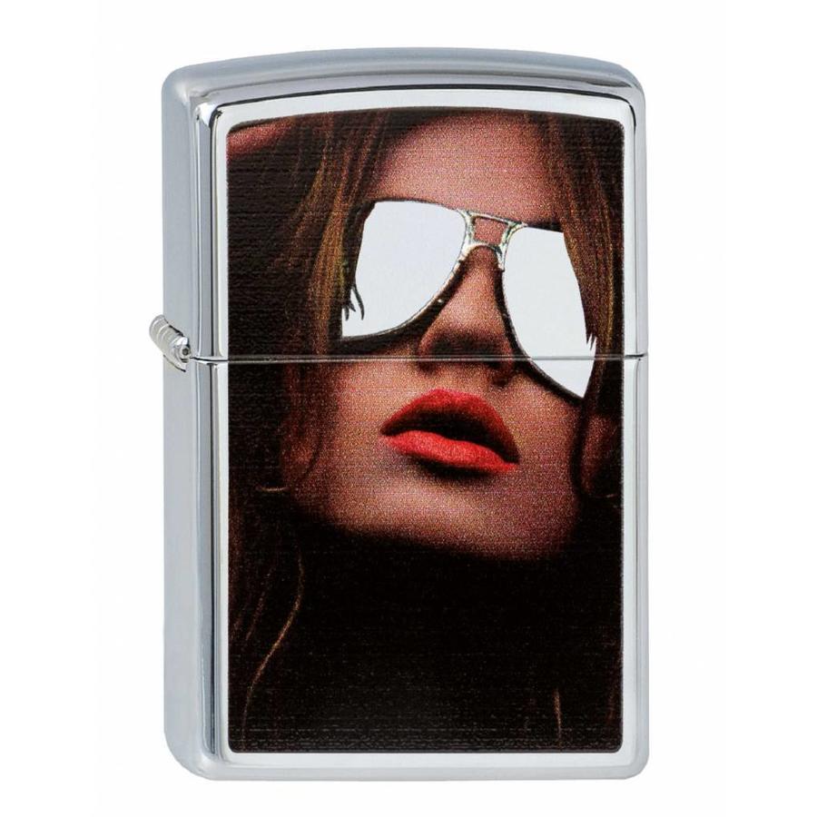 Lighter Zippo Cool Woman
