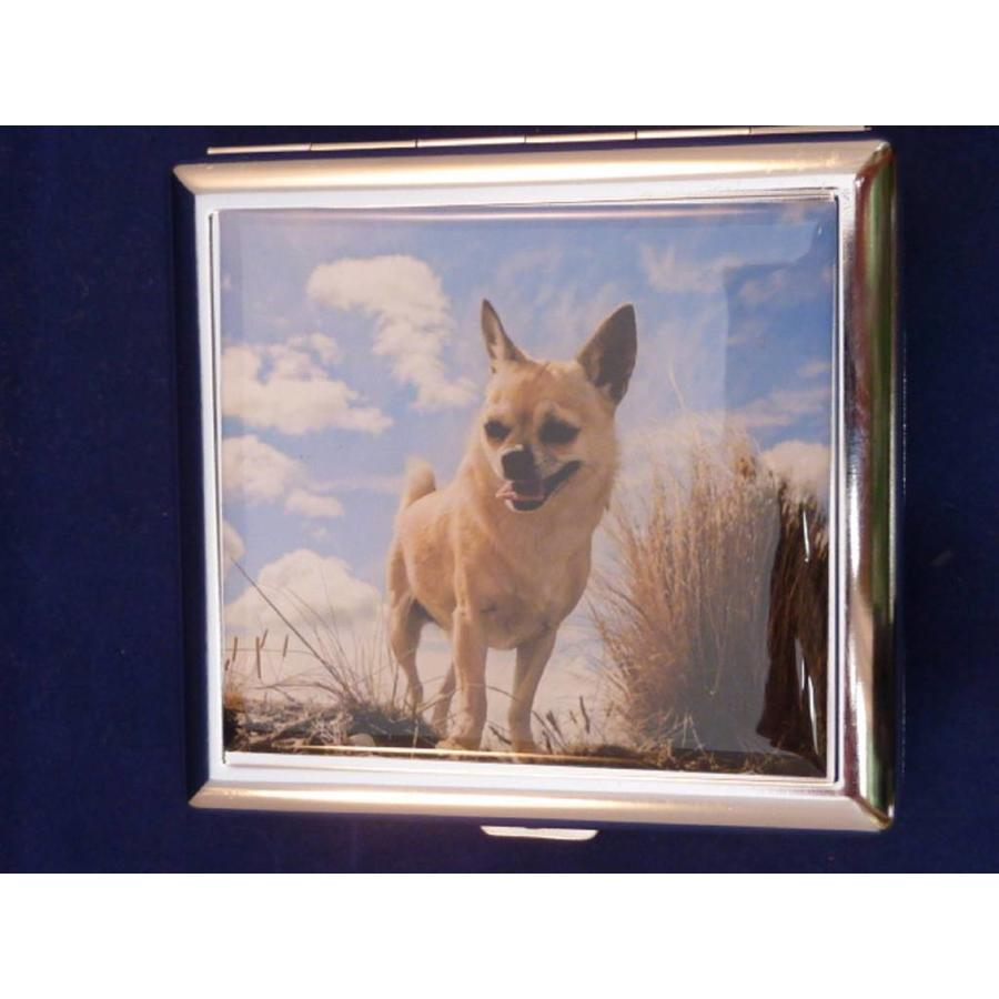 Cigarette Case Dog