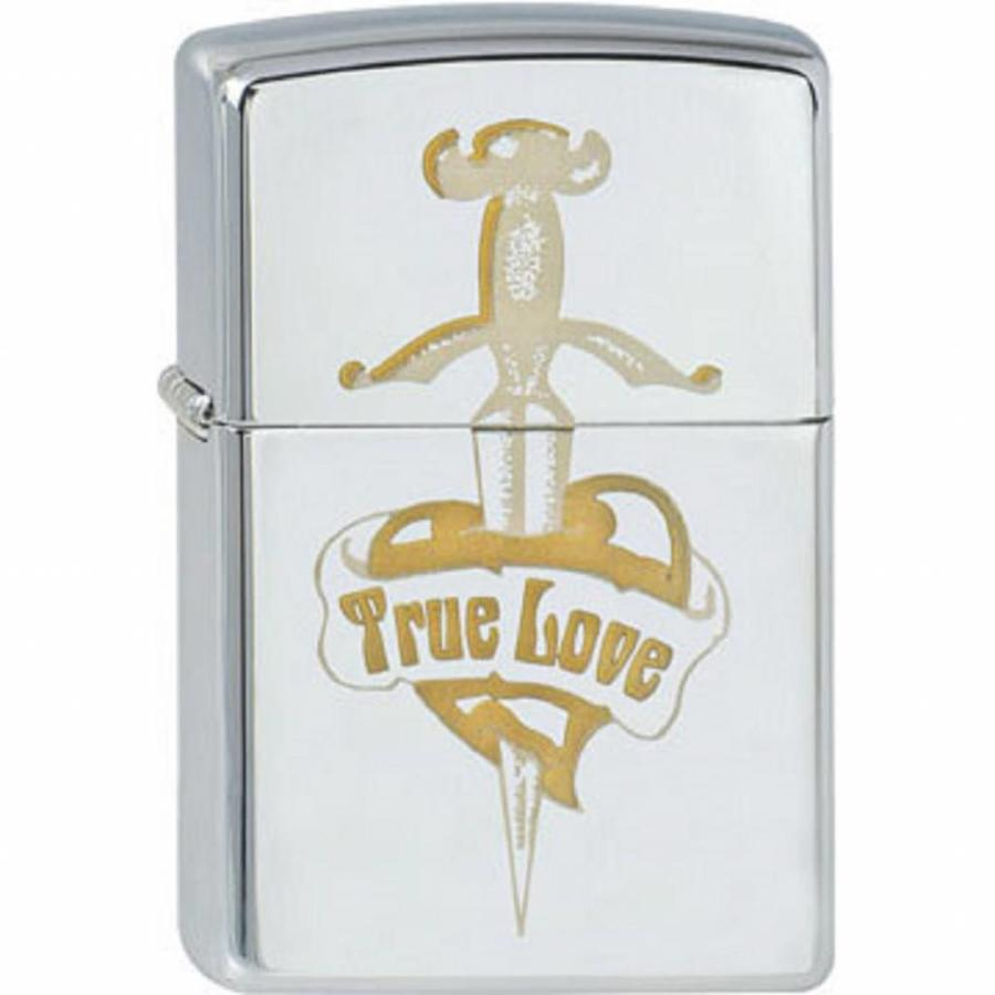 Lighter Zippo True Love Sword