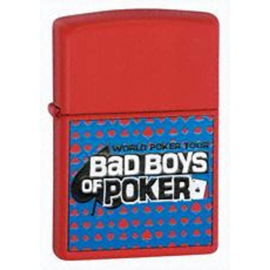 Lighter Zippo Bad Boys of Poker