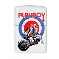Lighter Zippo Playboy Bullseye