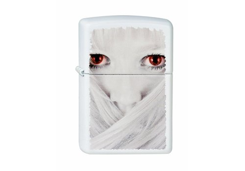 Lighter Zippo Evil Girl