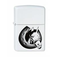 Lighter Zippo Horseshoe Horse