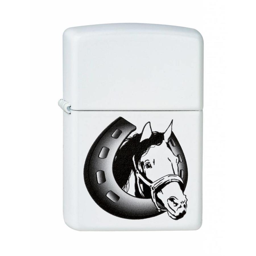 Aansteker Zippo Horseshoe Horse