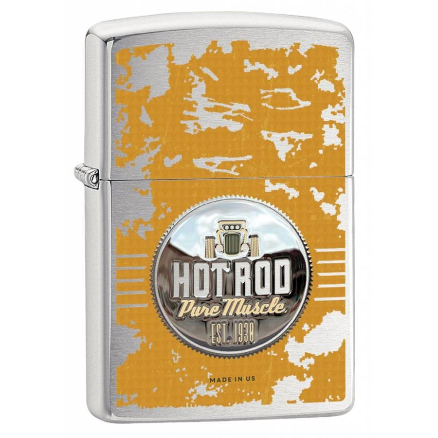 Lighter Zippo Hot Rod Pure Muscle