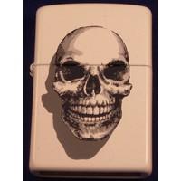 Lighter Zippo Skull